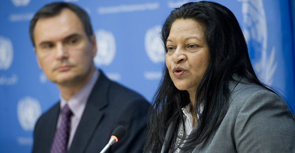 The first and basic demands of Eritreans at this time is regaining their right to live in peace. If that's guaranteed,  then Human Rights issue will be history. Unless driven by other ulteior motives, Ms. Keetharuth should have done just that than wasting her time and our time as well