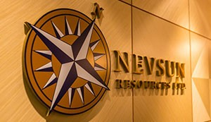 Nevsun Outlines 2015 Corporate Objectives