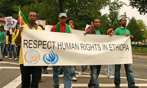 A a group of UN experts and Special Rapporteurs urged the Ethiopian government to stop terrorizing the people by misusing anti-terrorism legislation and allow the visit of Special Rapporteurs to the country.