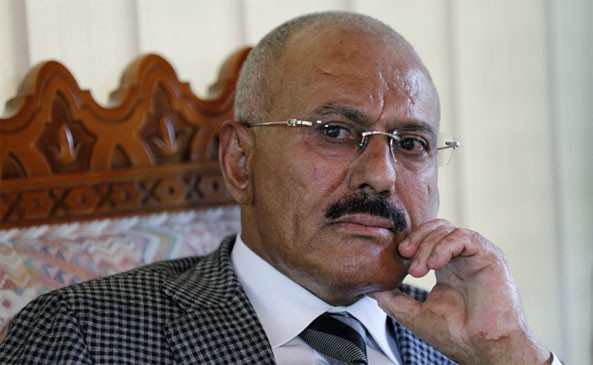 Five high-profile Yemenis, including former president Ali Abdullah Saleh, may face UN-imposed sanctions for derailing the country's transition