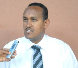 Mr. Zeray Leake, Country Manager/ Chief Geologist of South Boulders Mines, Asmara