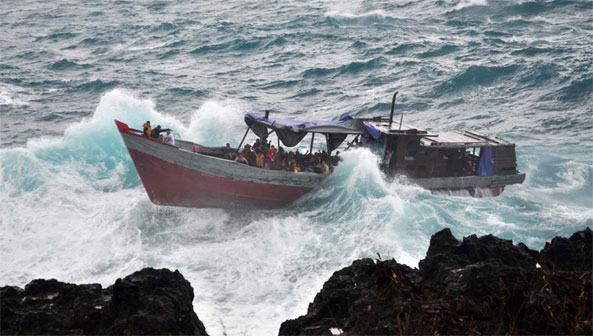 The number of migrants and asylum-seekers deaths at the sea of Yemen in 2014 was higher than the last three years combined while October's shipwreck was the largest single loss of life for this year (62)