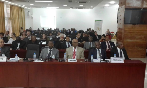 Regional Conference organised by the AU, Sudan, UNHCR and IOM convened in Khartoum from 13-16 October, 2014 to address Human Trafficking and Smuggling in the the Horn of Africa