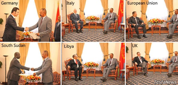 """Slowly, but surely, the diplomatic tide is turning in Eritrea's favor"" - Yeman Gebreab, Head of Political Affairs at PFDJ"