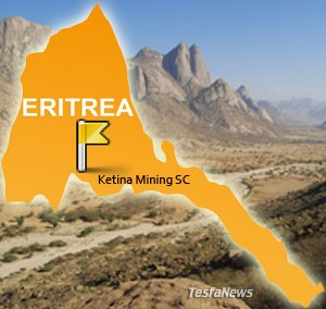 Ketina Mining Share Company is the first Russian-Eritrean joint venture mining company in Eritrea
