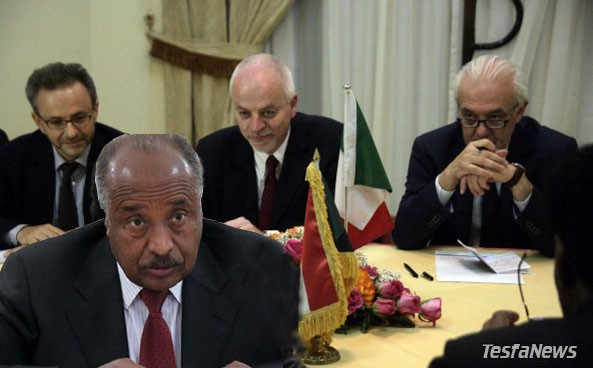 The Khartoum Process will initially concentrate on migrant smuggling and trafficking and Italy and the European Commission took the task of initiating dialogue with Ethiopia, Eritrea, Sudan, South Sudan, Somalia, Djibouti and Kenya, the African Union, as well as the main transit countries of Libya, Egypt and Tunisia.