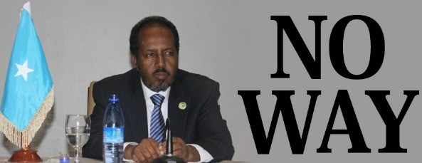 """""""Respect Somalia's Self-Determination'', Somalia President Hassan Sheikh Mohamoud hit back to international community concerns over the political infighting between him and Prime Minister"""