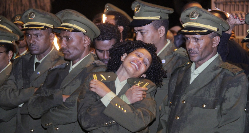 Ethiopian General Seeks Asylum in the U.S.