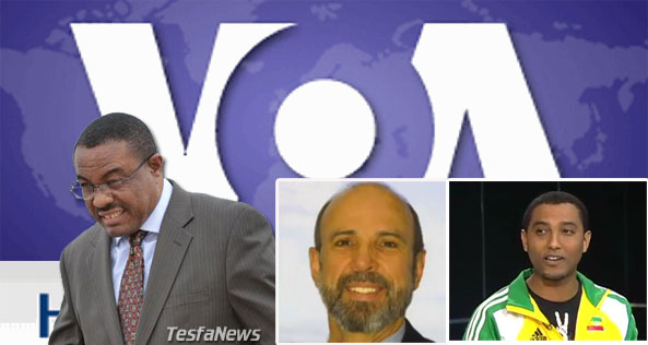 The VOA administration finally settled the controversy behind the story that involves Ethiopian Prime Minister and Azusa Pacific University (APU) by clearing the person responsible for the confusion
