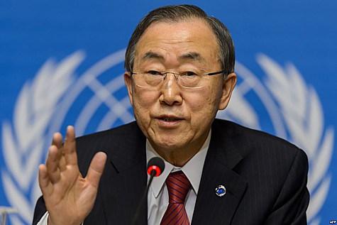 UN Chief Names New Somalia – Eritrea Monitors