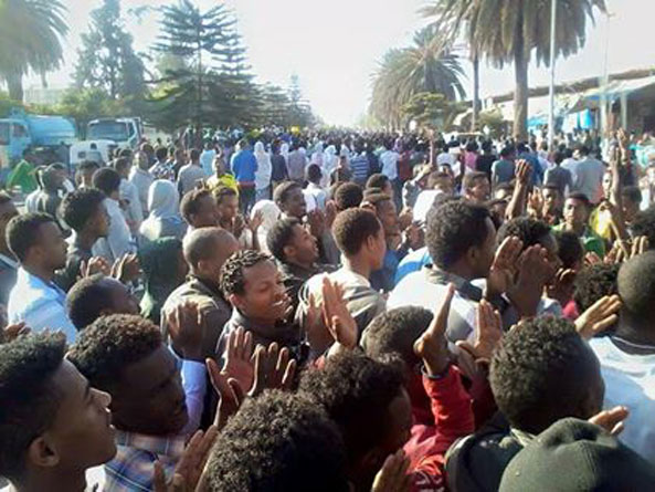 3 Killed, Scores Wounded in Protest Across Bahir Dar