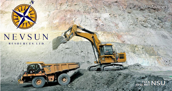Nevsun Resources Corporate Presentation