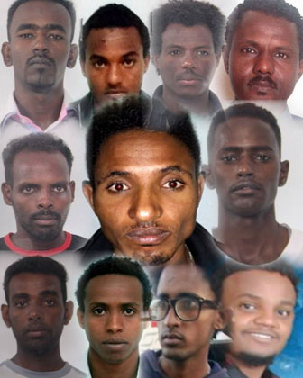 BUSTED. Eritrean traffickers that smuggled migrants into Europe through Mediterranean