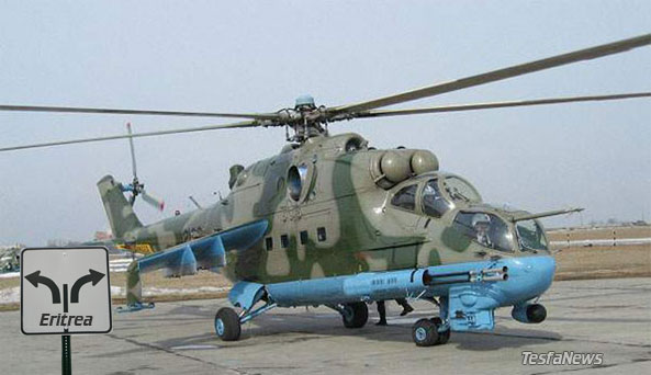 To Eritrea with Love. The defection of senior Ethiopian Air Force personnel continues ....
