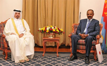 President Receives Credentials of New Qatar and China Ambassadors
