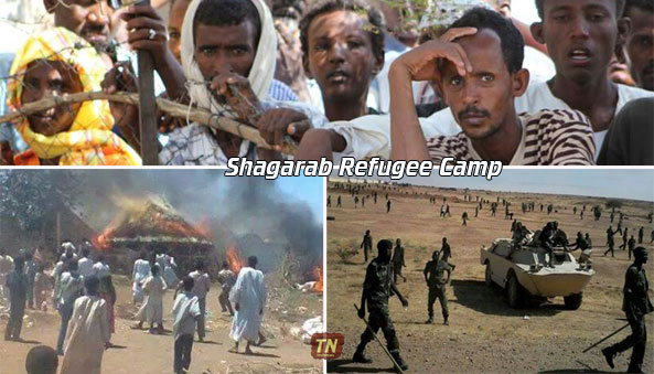 Sudan and UNHCR time and again failed to give adequate protection to the safety of refugees and asylum-seekers that encamped the Eastern Sudan camps