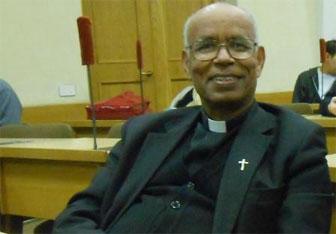 Menghesteab Tesfamariam  Metropolitan Archbishop of Asmara
