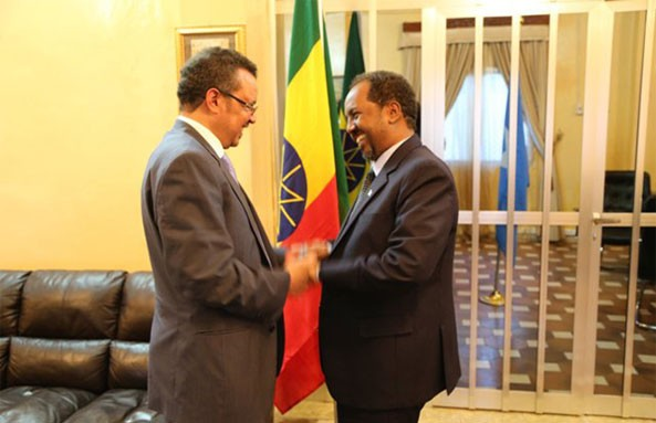 Somalia's new race against time by Abukar Arman is a concise article that accurately describe the current Ethio-Somali relations and AMISOM militarism