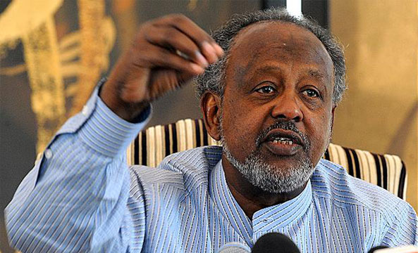 "Guelleh's diplomatic role as ""Landlord-in-chief"" for the world's militaries"