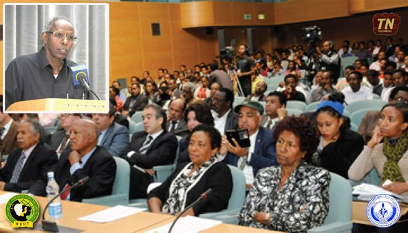 NUEYS sponsored regional meeting of WFDY - African Commission
