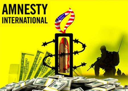 Hillary, Amnesty, HRW and Regime Change in Africa
