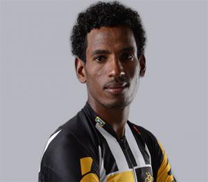 Eritrean Daniel Teklehaimanot