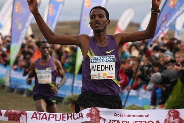 Teklemariam Medhin Took Victory at the 33rd Cross Internacional de Italica