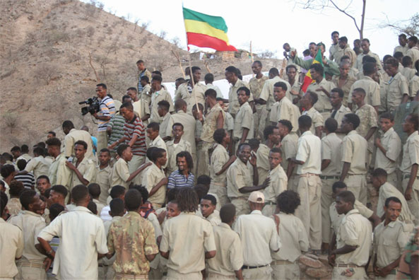 Ethiopia: Ginbot 7 and EPPF Military Wings Merged