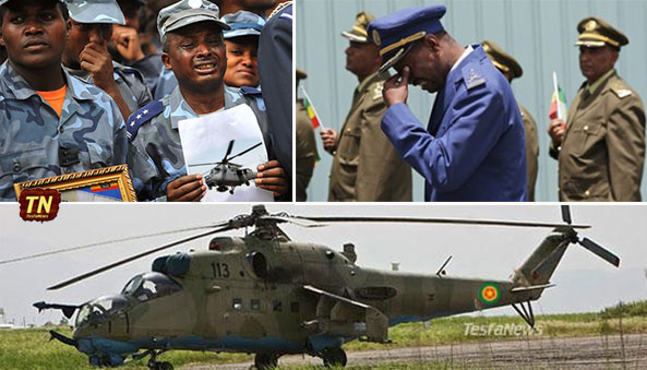 It looks like members of the Ethiopian Air Force have found a better way of abandoning the regime. However, since there are no international protocols in the book for such incident, the question of how to get back the flying machines is not going to be a simple one.