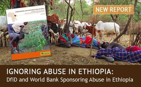 UK-and World Bank-funded development programme in Ethiopia found to be responsible for villagisation-related widespread abuses