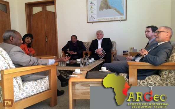 Harnessing the Geothermal Potential of Eritrea