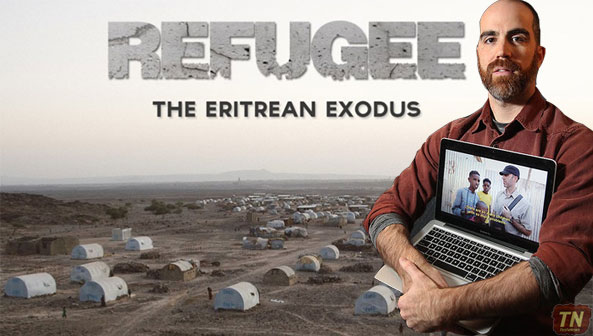 "Chris Cotter of ""The Eritrean Exodus"" Asking for Reasonable Answers"