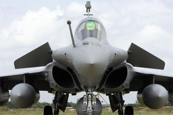 Rafale Fighters Jets to join Egypt's Military Empire