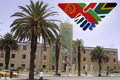 Eritrea – South Africa (ERISA) 1st Public Lecture in Asmara by Ambassador Welile Nhlapo