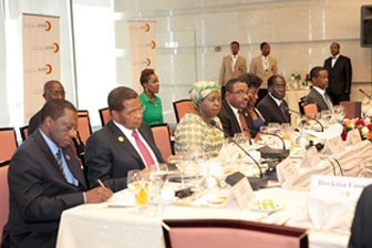 12 African countries rewarded for their efforts to eradicate malaria by the 2015 ALMA Awards for Excellence