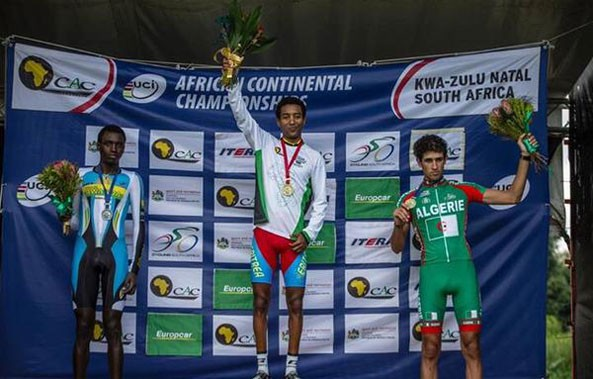 Merhawi Wins U23 Gold, Daniel Elite Silver at the African Championship ITT