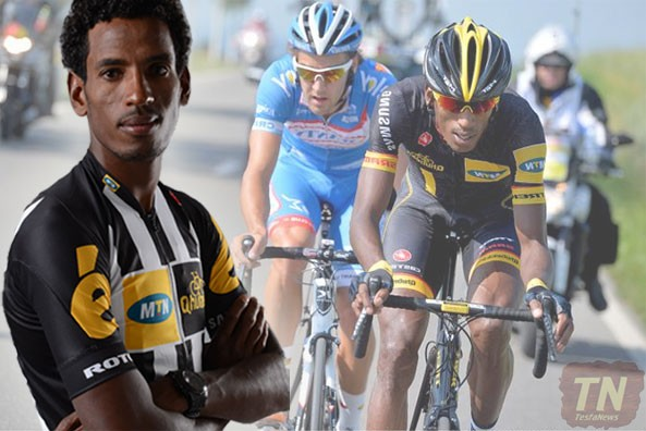 The iconic Eritrean cyclist is confident after first season with MTN-Qhubeka
