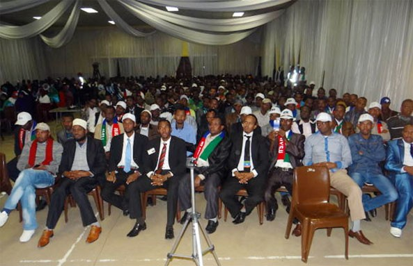 The Ogaden Community in South Africa (OCSA) calling for a UN-sponsored referendum