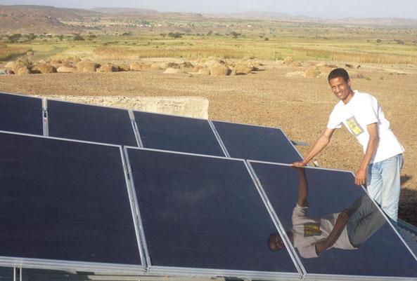 Bumper harvest was obtained across Eritrea in 2014