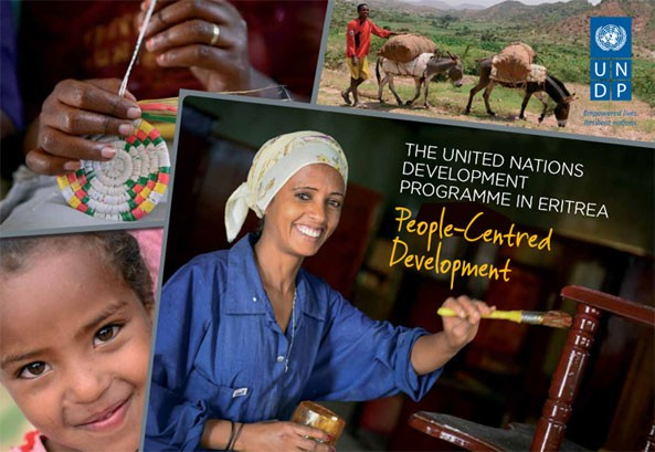 UNDP is proud to be a key partner of choice for Eritrea