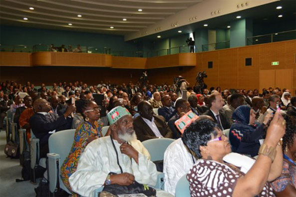 Organization of Africa Trade Union Unity (OATUU) holds Symposium in Asmara