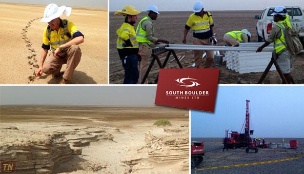 South Boulder Publishes Prefeasibility Study (PFS) for Eritrea Potash Project