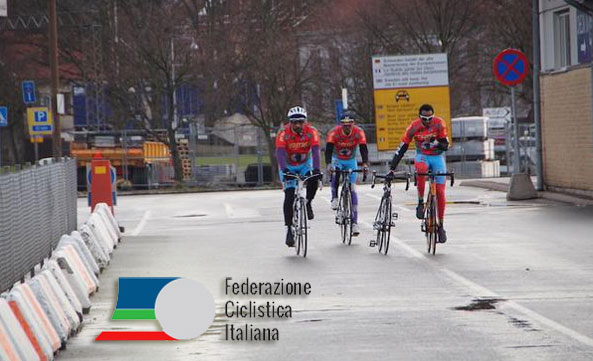 Solidarity From the Italian Cycling Federation F.C.I