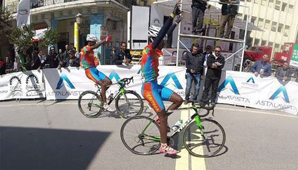Eritrea Becomes the Overall Winner of International Cycling Tour of Setif