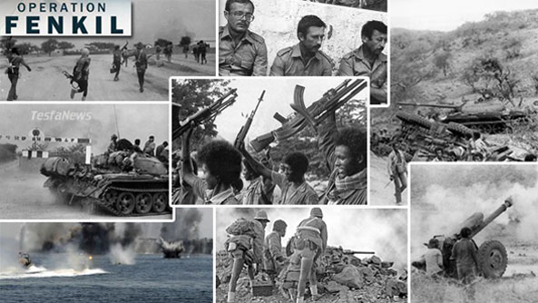 Ethiopian resistance force that now hail Eritrea as their safe haven have one common goal: to replace the TPLF mercenary regime. As the Fenkil Operation uprooted the derg regime and paved the way to the realization of an independent Eritrea, Ethiopian resistance may seize the moment and aspire not only to replace the TPLF regime but also strive to cultivate a truly independent political culture among the large segment of the Ethiopian elite.