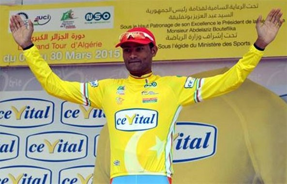 Eritrean Amanuel Gebreigzabiher wins the final GC an YC