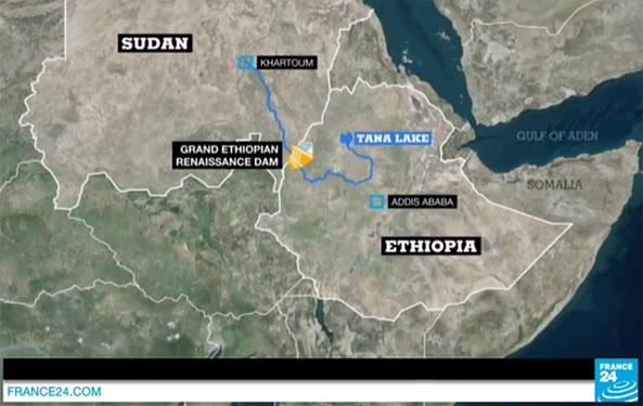 Ethiopia finally succumb to Egypt's terms over Nile