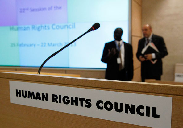 The Human right violations echoed in the UN Human Right Commission are self serving narratives collected from self serving individuals