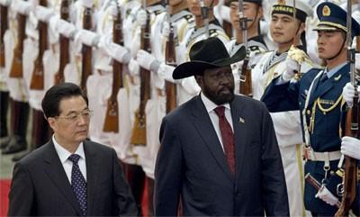 China Shipping Lethal Weapons to Juba via Ethiopia