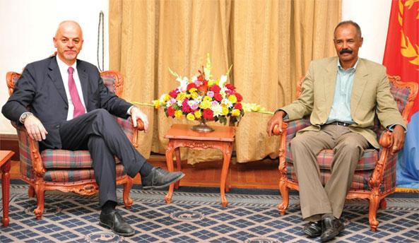 European Union Spring vis-à-vis Eritrea